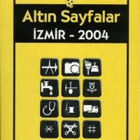 Altın Sayfalar – İzmir 2004