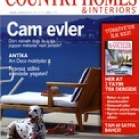COUNTRY HOMES & INTERIORS, 06/2008, SAYI: 133