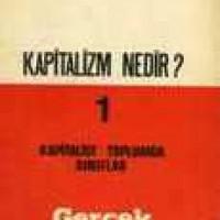 KAPİTALİZM NEDİR? -1- Kapitalist Toplumda Sınıflar