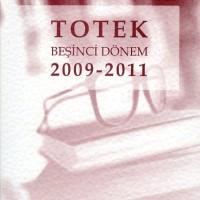 TODBİD-TOTEK (2009-2011) Beşinci Dönem Kitabı