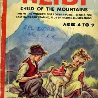 Heidi – Child of The Mountains